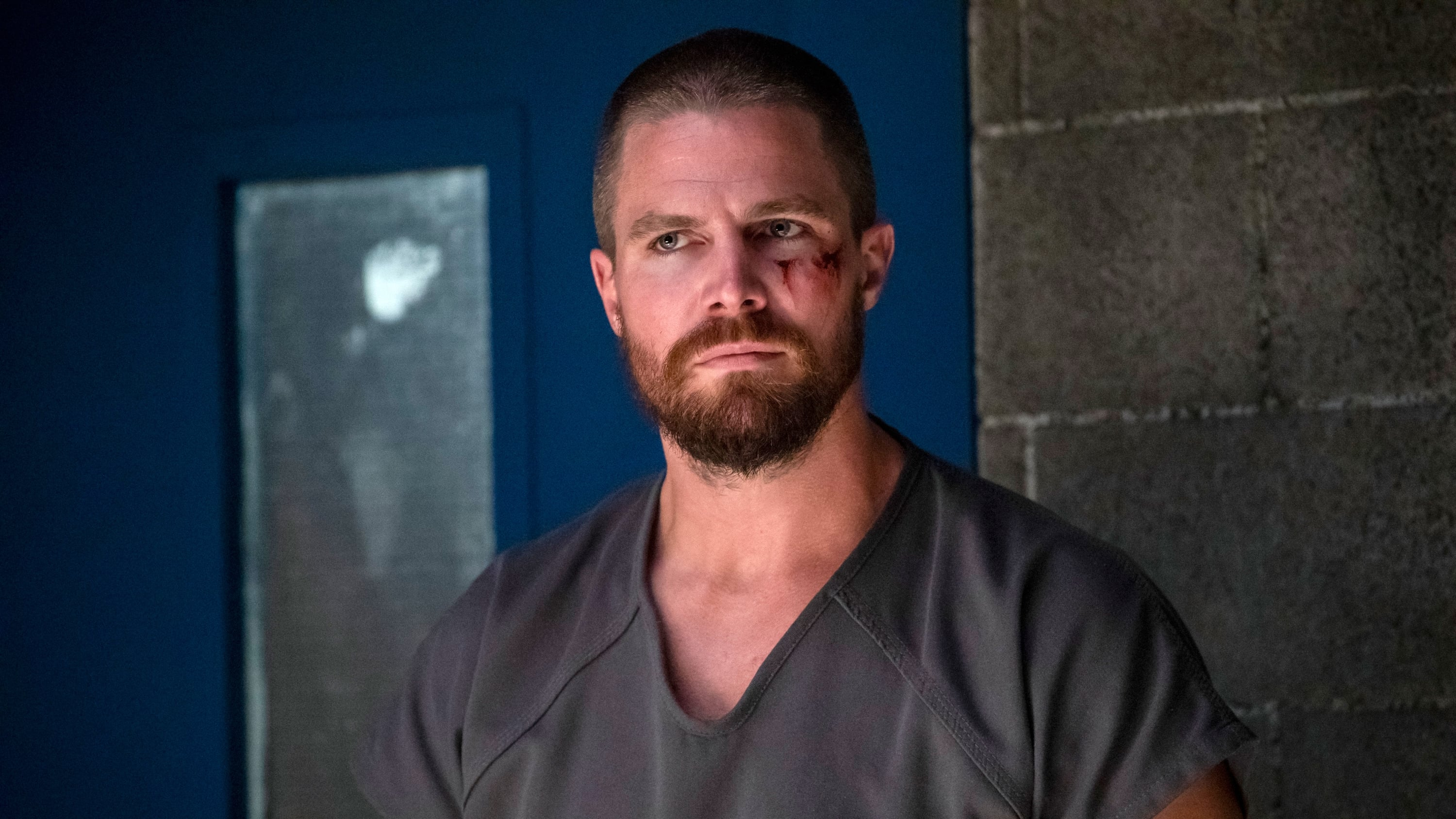 Arrow Season 7 :Episode 1  Inmate 4587