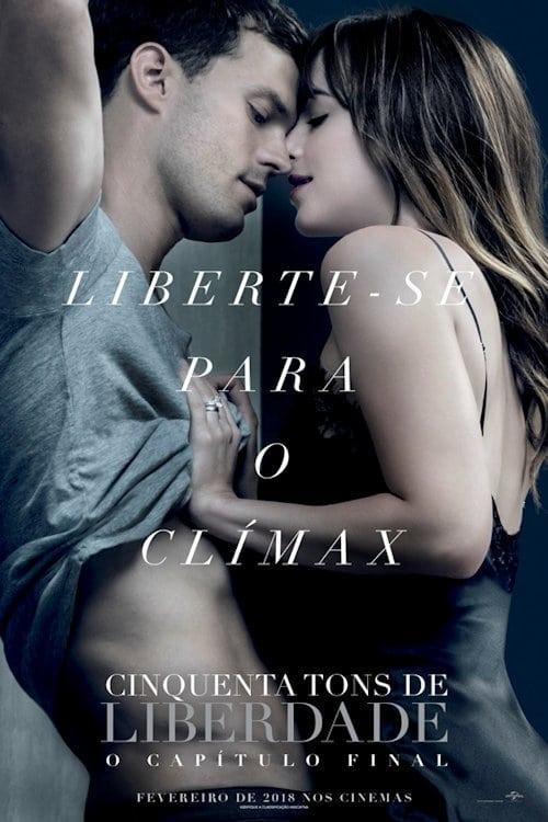 Cinquenta Tons de Liberdade – Dublado (2018)