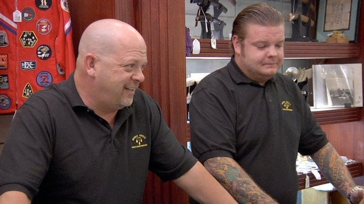 Pawn Stars Season 8 :Episode 41  Woah Pilgrim