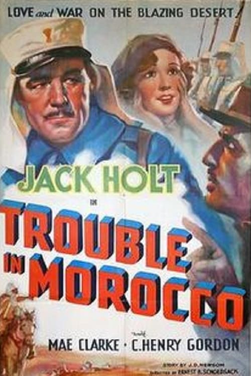 Trouble in Morocco (1937)