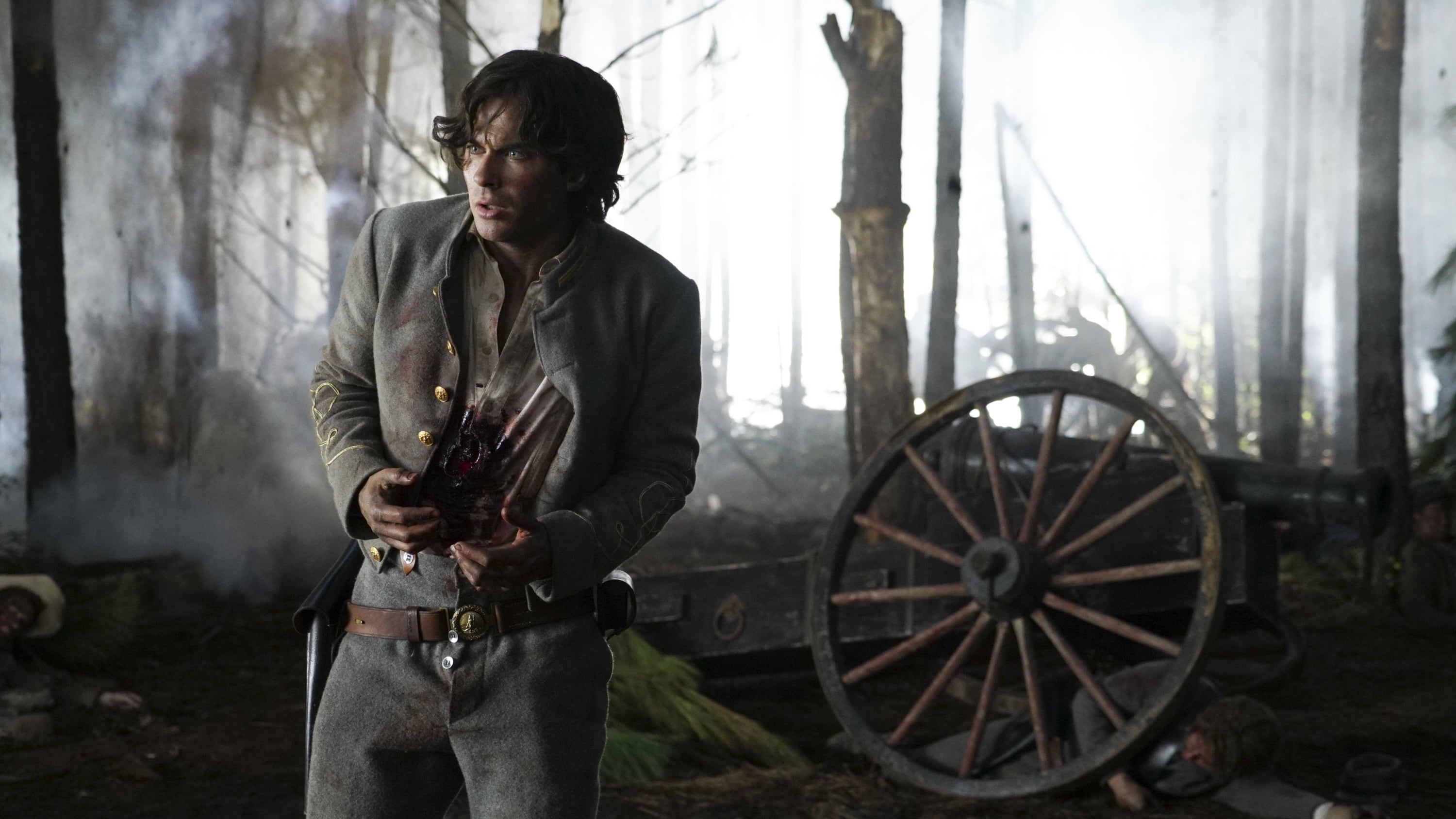 The Vampire Diaries Season 7 :Episode 10  Hell Is Other People