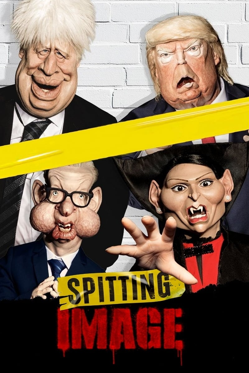 Spitting Image TV Shows About Satire