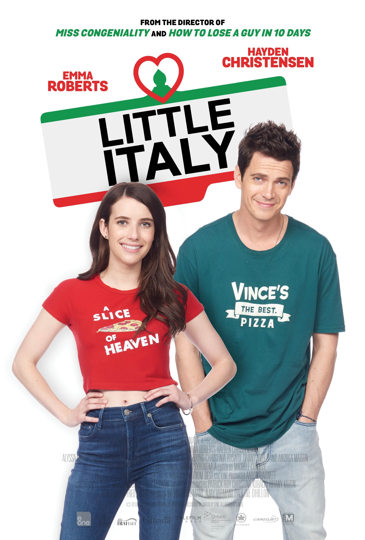 Ver Little Italy Online HD Español (2018)