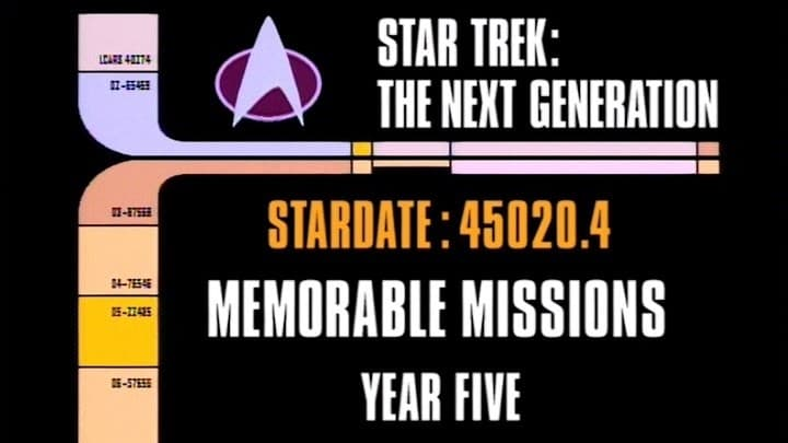Archival Mission Log: Year Five - Departmental Briefing: Memorable Missions-Azwaad Movie Database