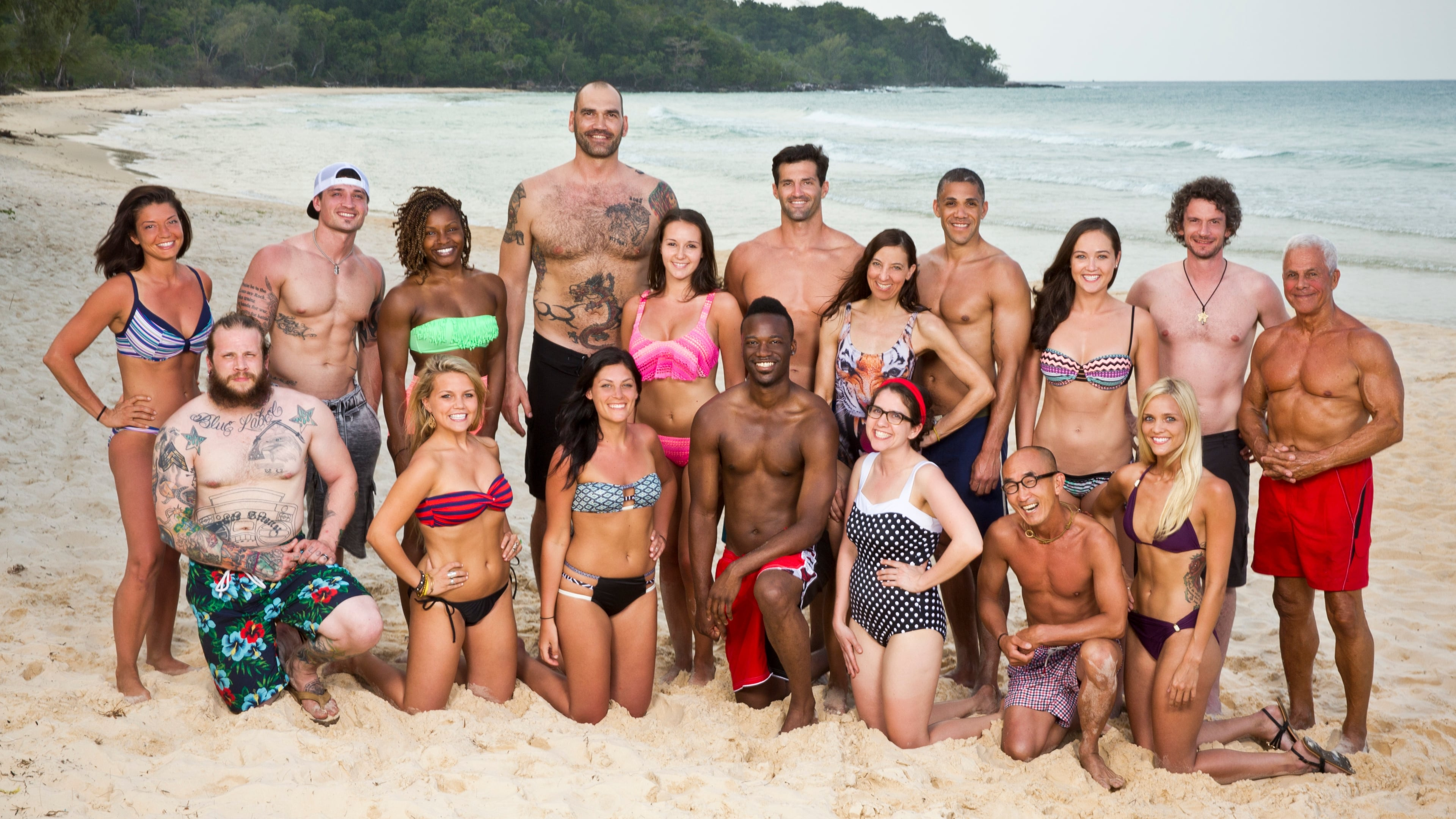 Survivor - Pearl Islands
