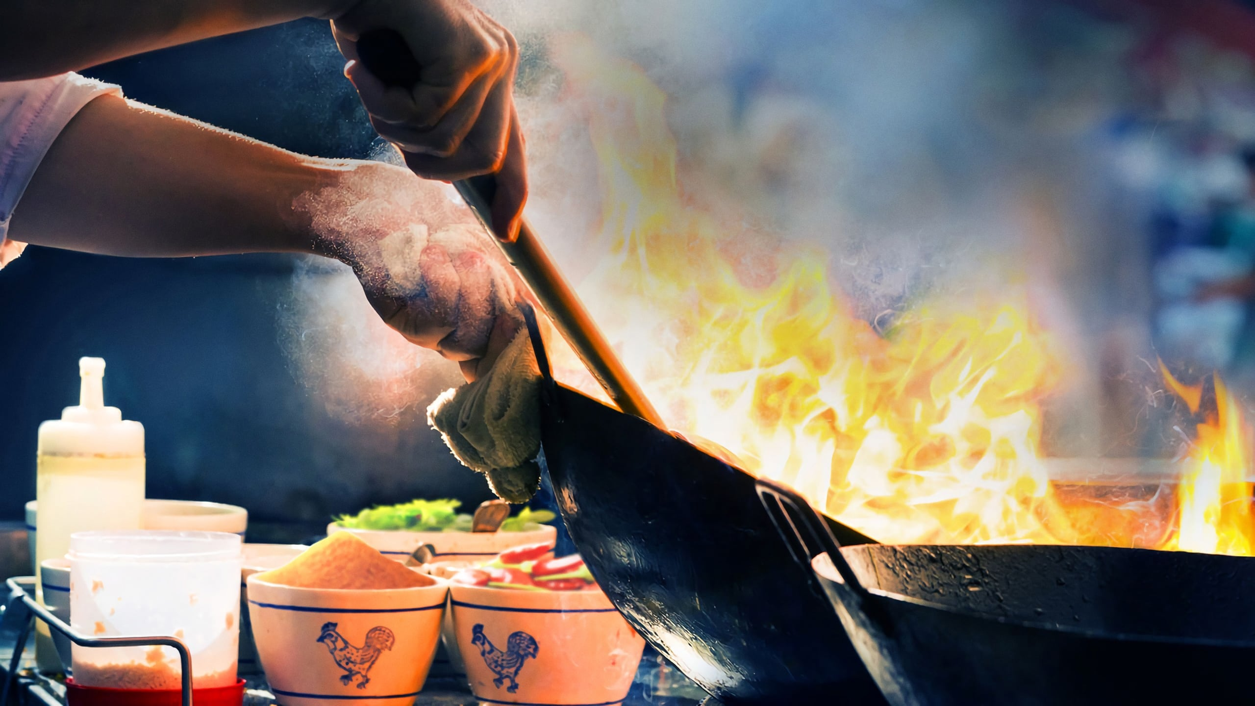 Ẩm Thực Đường Phố - Street Food | Razorphim