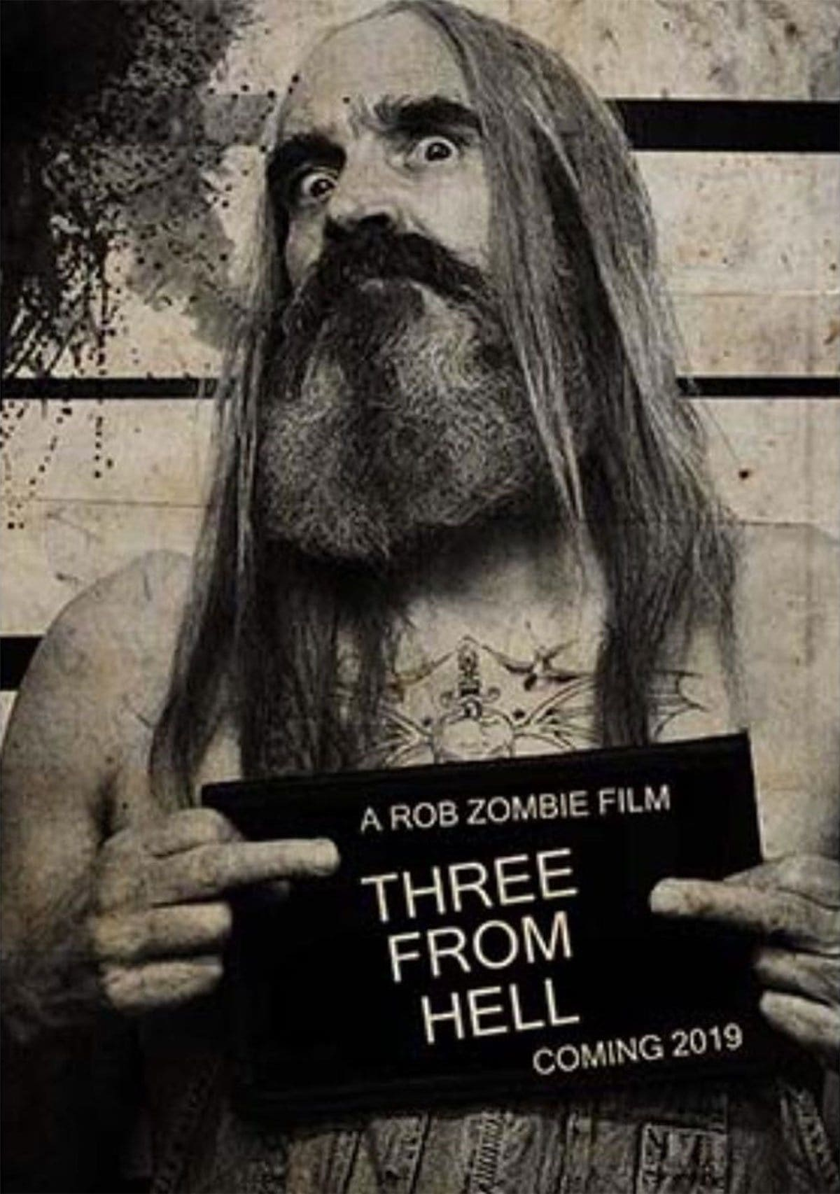 Poster and image movie Film 3 from Hell - 3 from Hell 2019