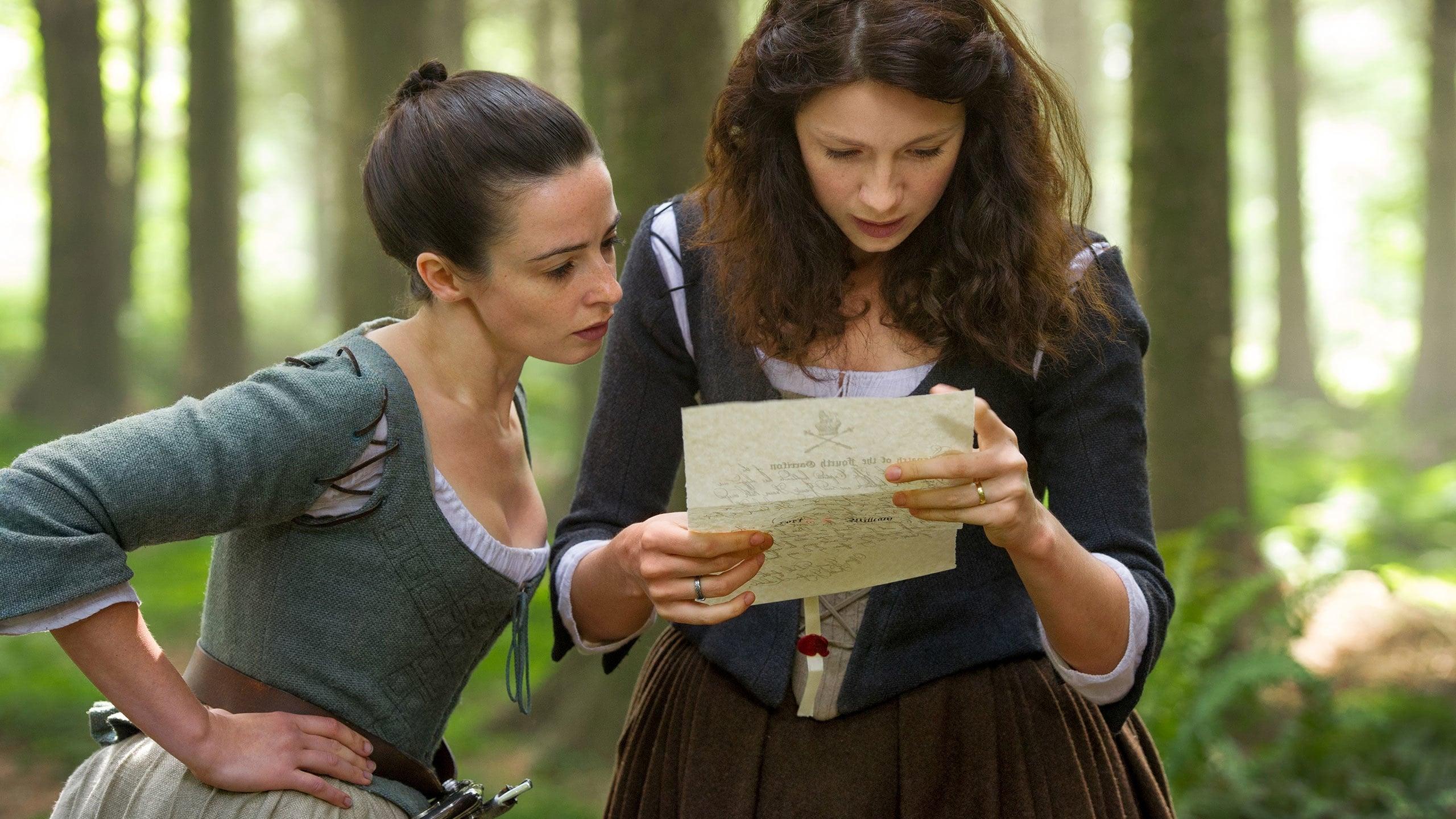Outlander Season 1 :Episode 14  The Search