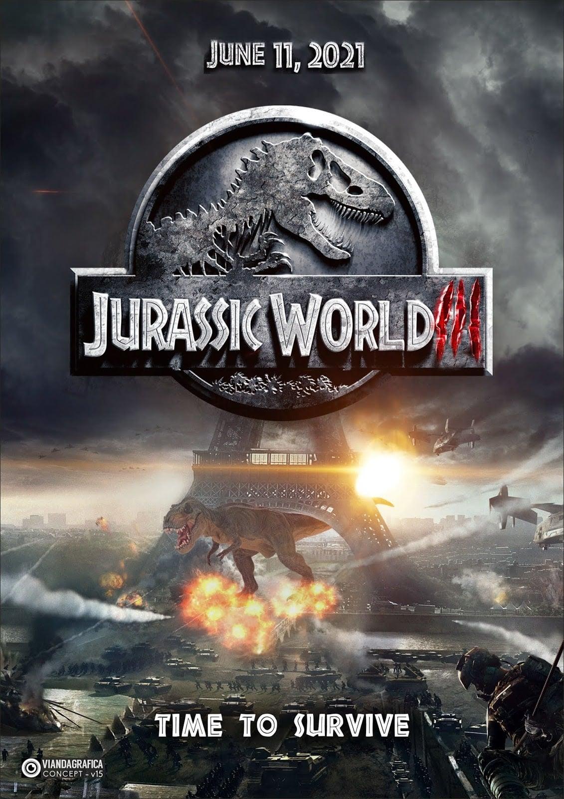 Jurassic World Streamcloud