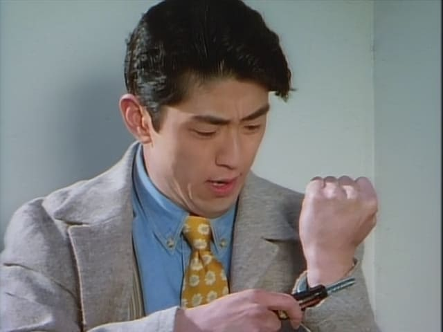 Super Sentai Season 20 :Episode 8  I Don't Have the Transformation Brace