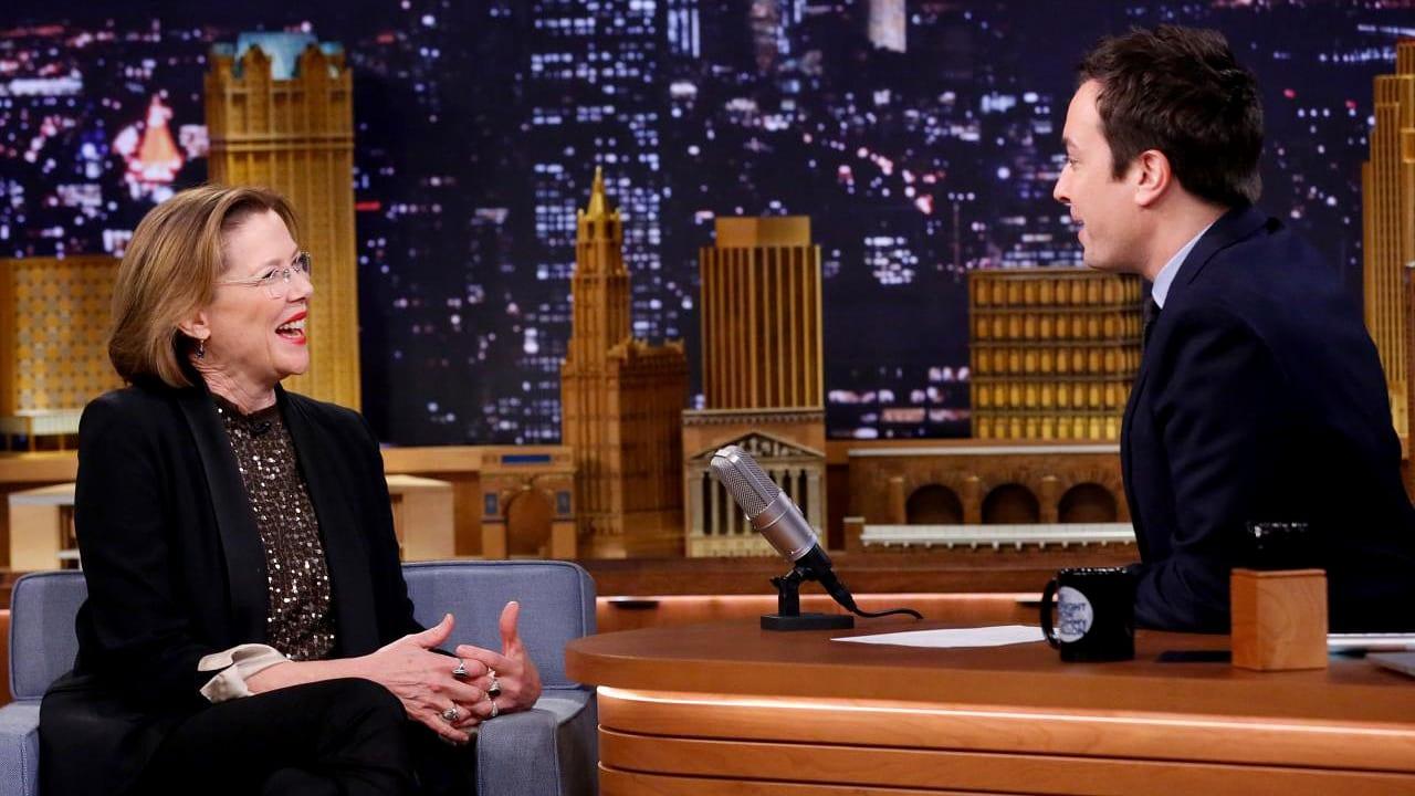 The Tonight Show Starring Jimmy Fallon Season 1 :Episode 13  Annette Bening, Norman Reedus, the Avett Brothers