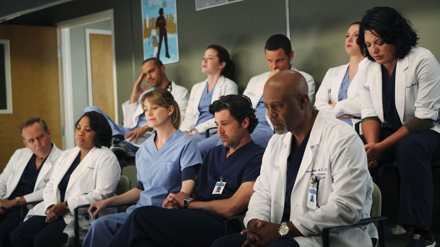 Grey's Anatomy Season 7 :Episode 11  Disarm