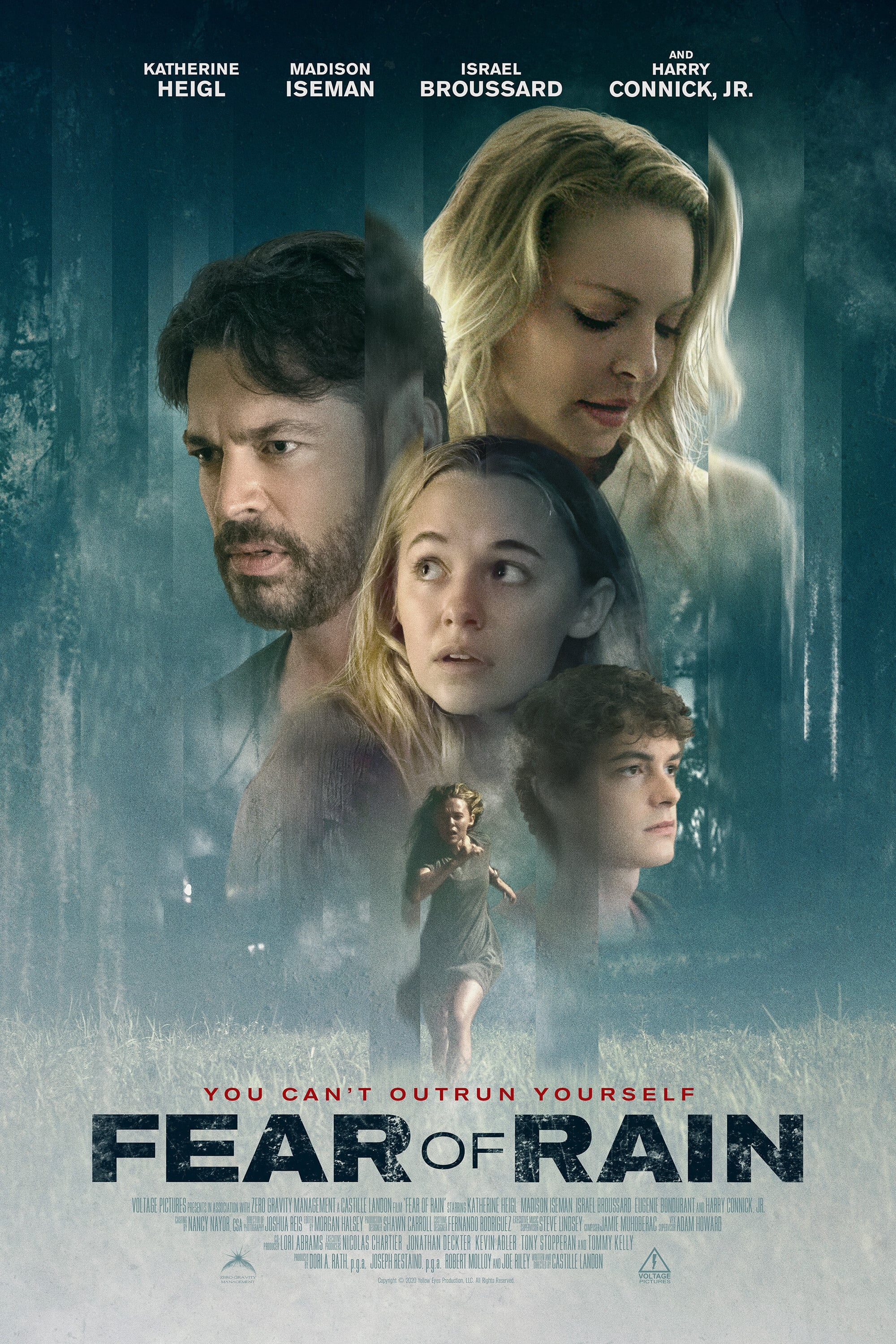 Poster and image movie Fear of Rain