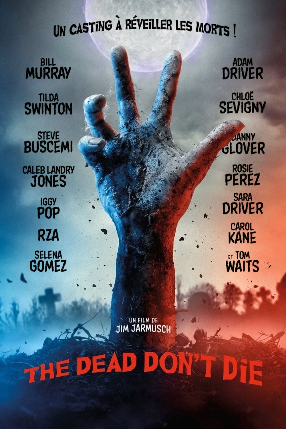 The Dead Don't Die streaming sur zone telechargement