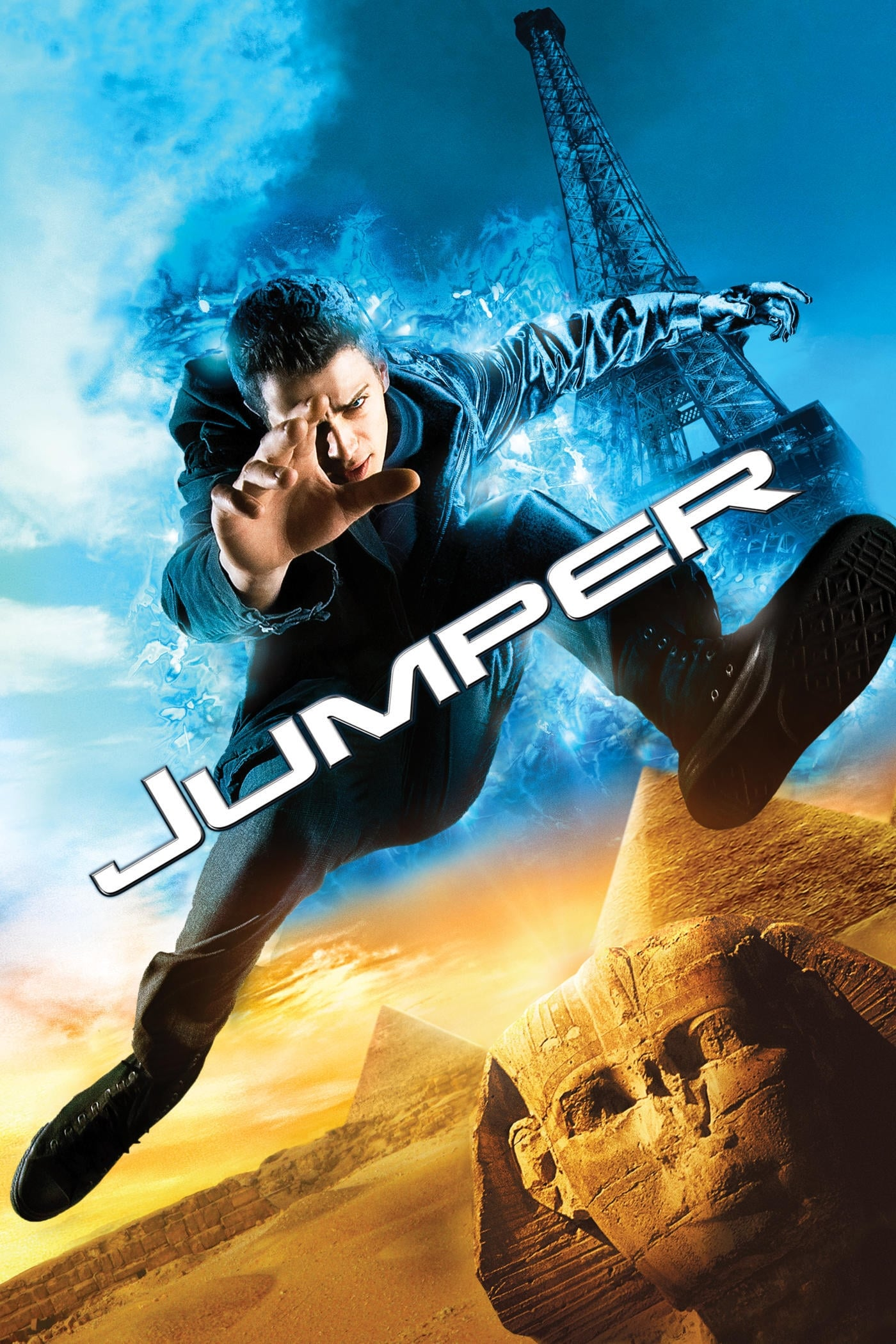 jumper 2008 posters � the movie database tmdb