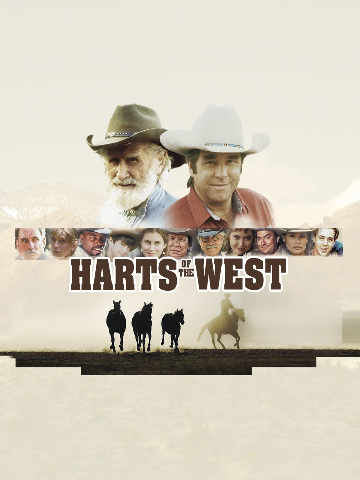 Harts of the West TV Shows About Western