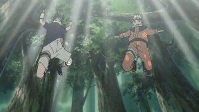 Naruto Shippūden Season 9 :Episode 194  The Worst Three-Legged Race
