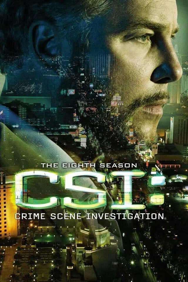 CSI: Crime Scene Investigation Season 8