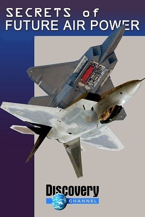 Discovery HD - Secrets of Future Air Power (2003)