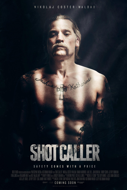 Выстрел в пустоту / Shot Caller (2017) žiūrėti online