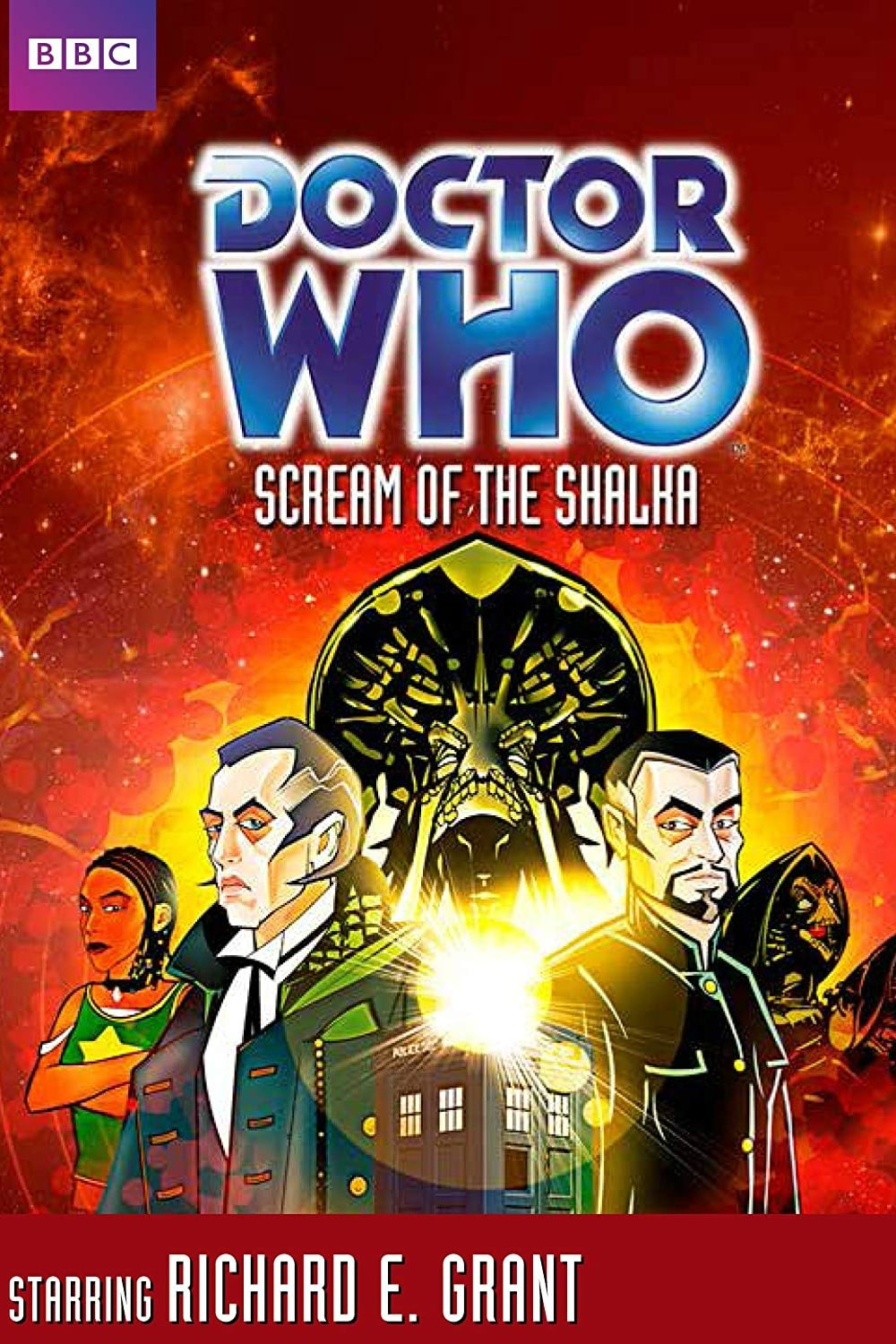 Doctor Who: Scream of the Shalka (2003)
