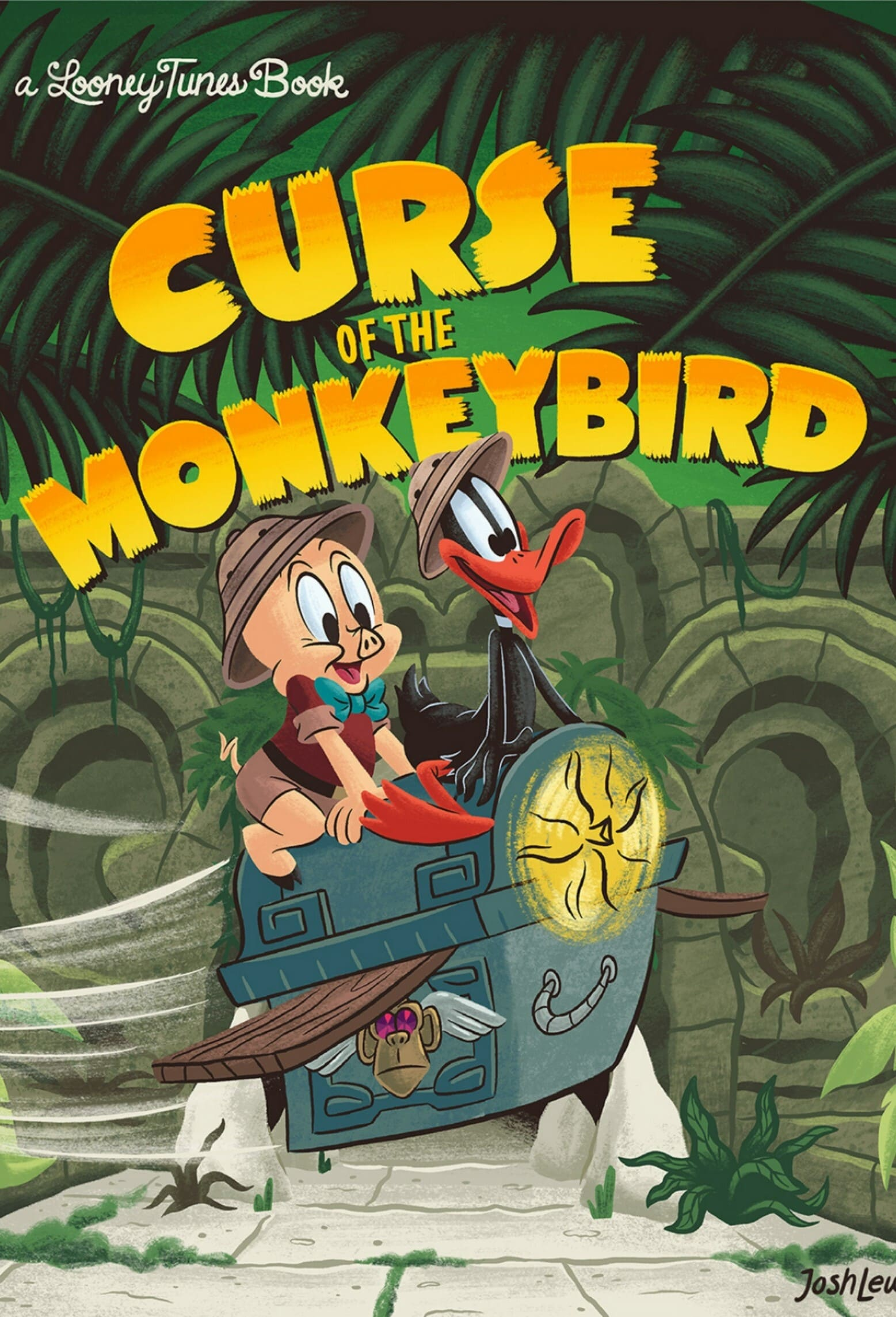 The Curse of the Monkey Bird (2019)