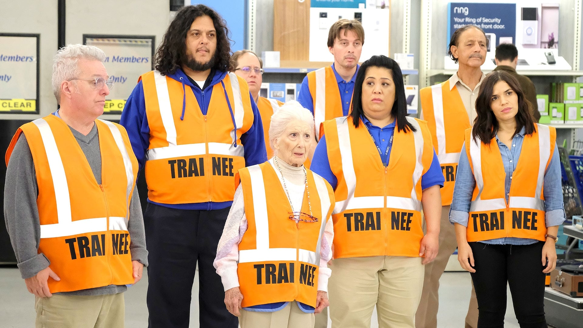Superstore Season 3 :Episode 14  Safety Training