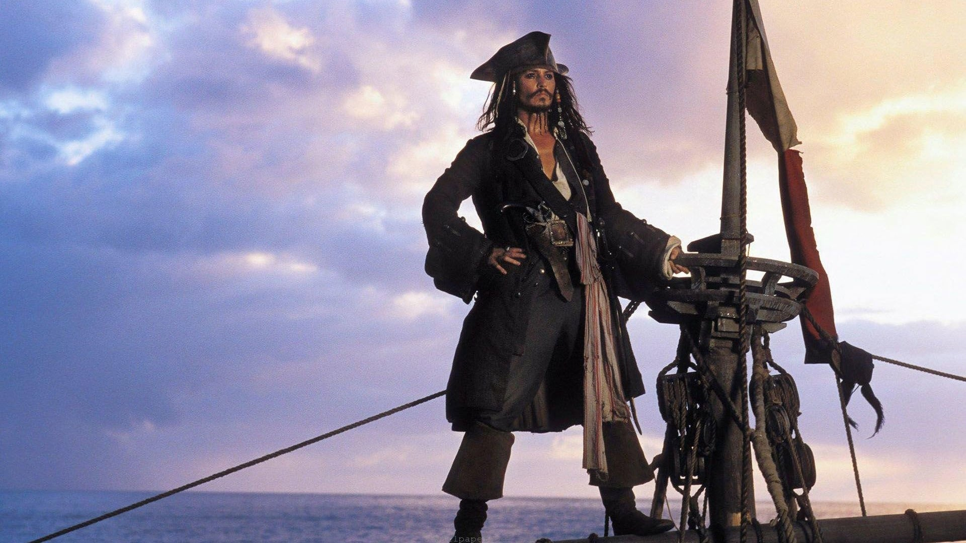 Pirates of the Caribbean: The Curse of the Black Pearl (2018)