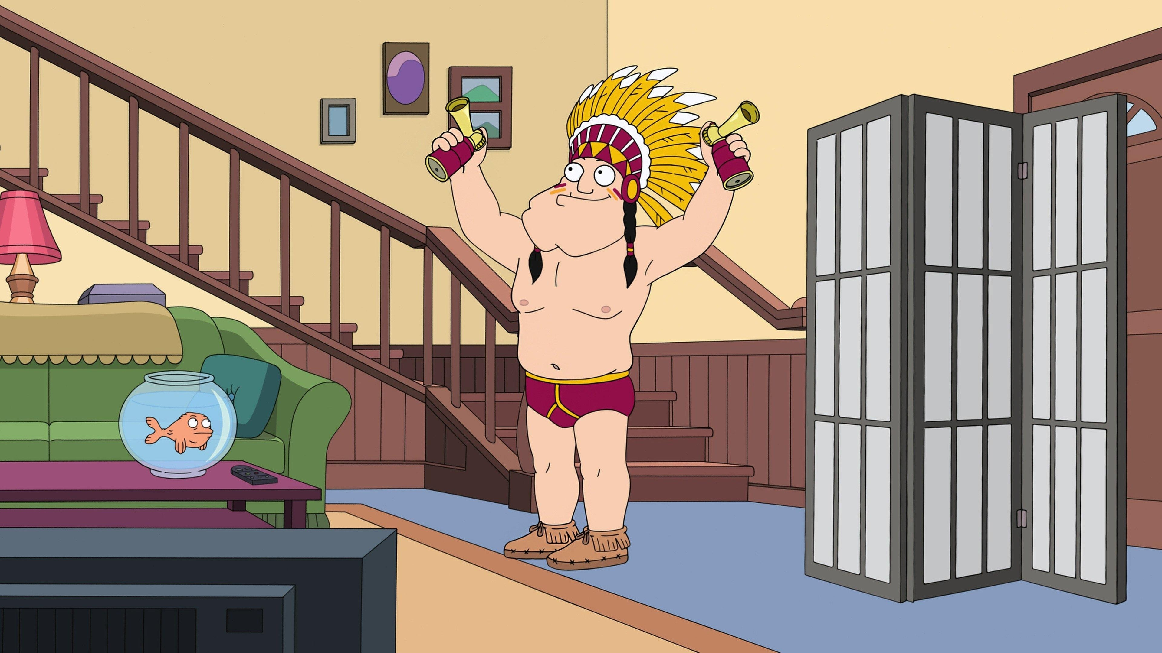 American Dad! Season 10 :Episode 5  Kung Pao Turkey