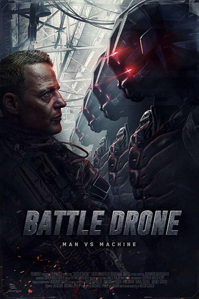 Ver Battle of the Drones Online HD Español (2018)