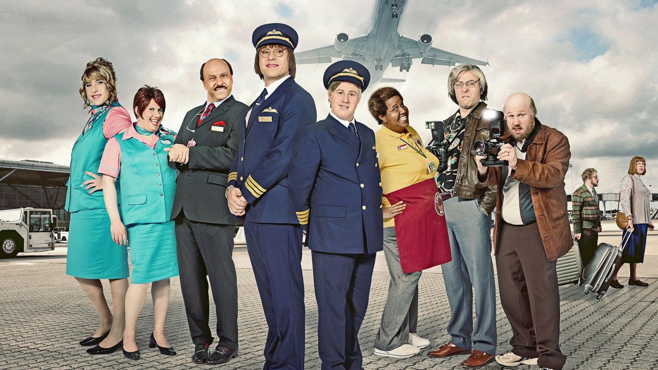 Maak kans op de complete serie Come Fly With Me