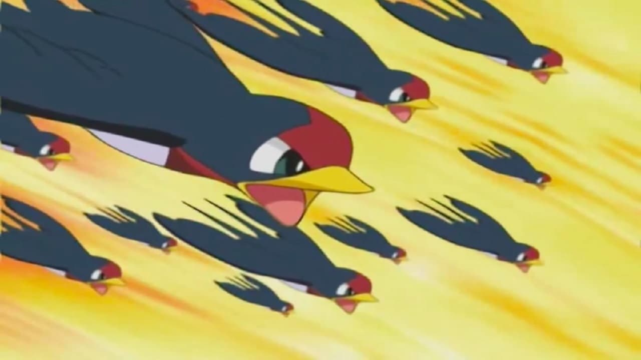Pokémon Season 6 :Episode 4  You Never Can Taillow!