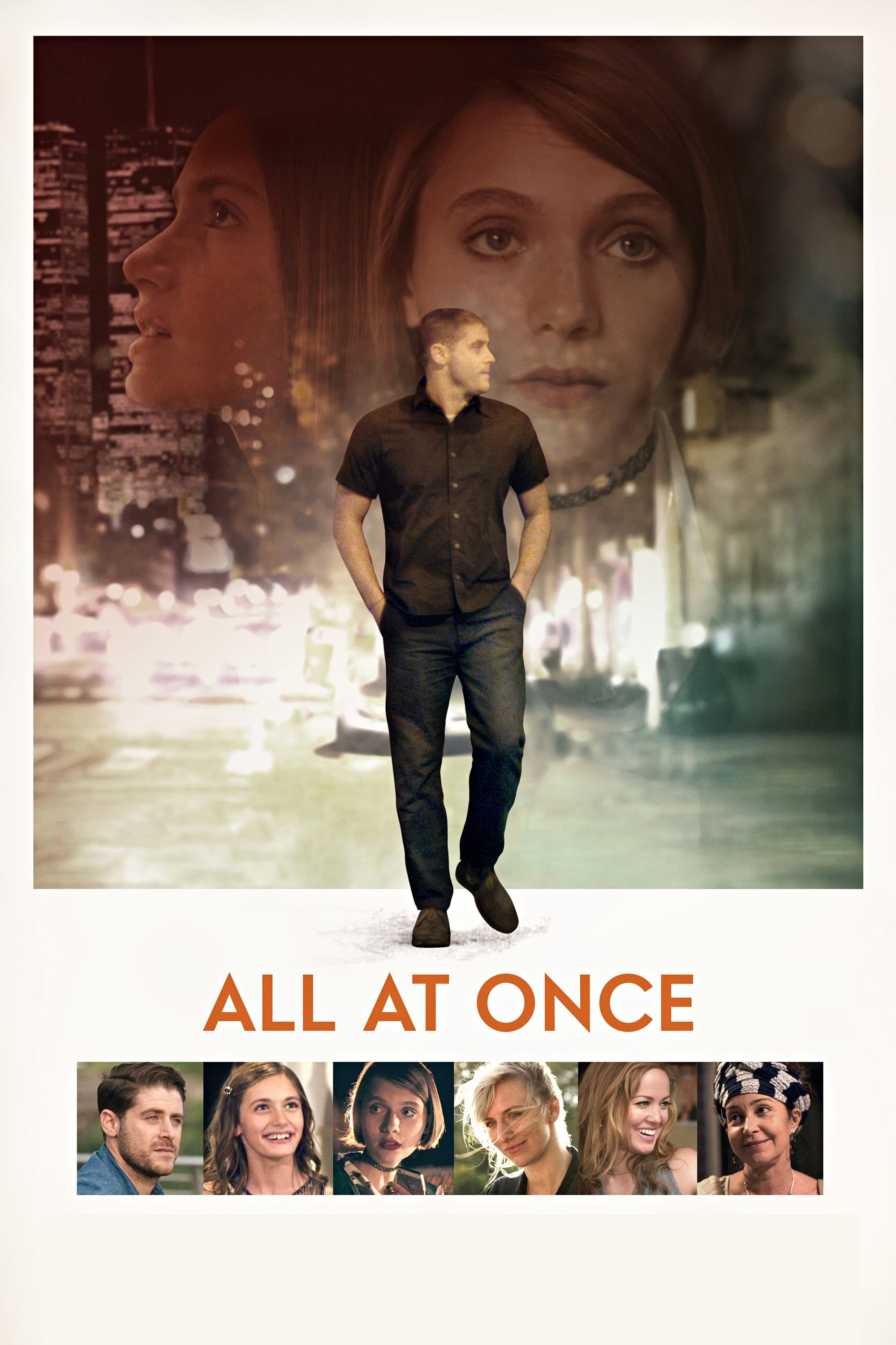 All At Once on FREECABLE TV