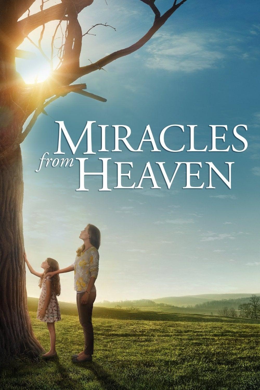 Póster Los milagros del cielo