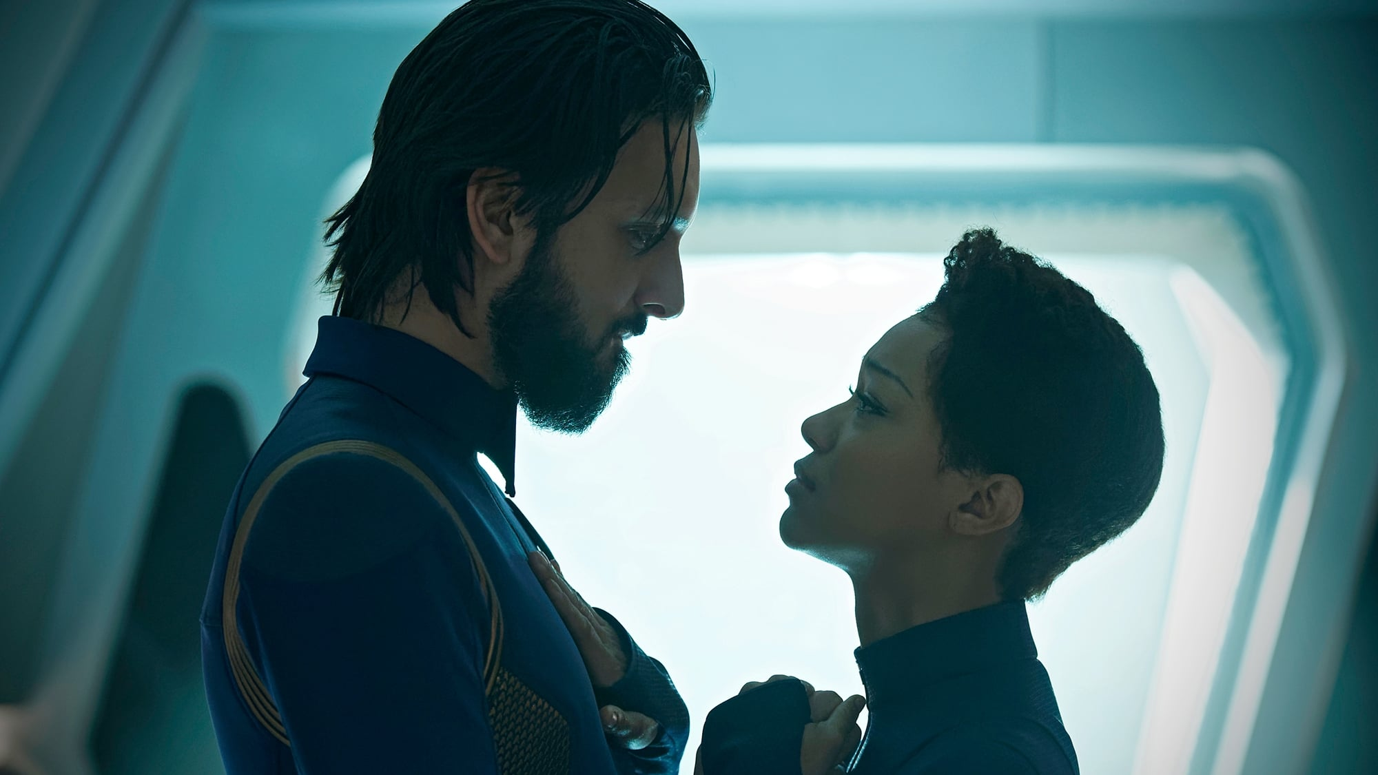 Star Trek: Discovery Season 2 :Episode 13  Such Sweet Sorrow, Part 1