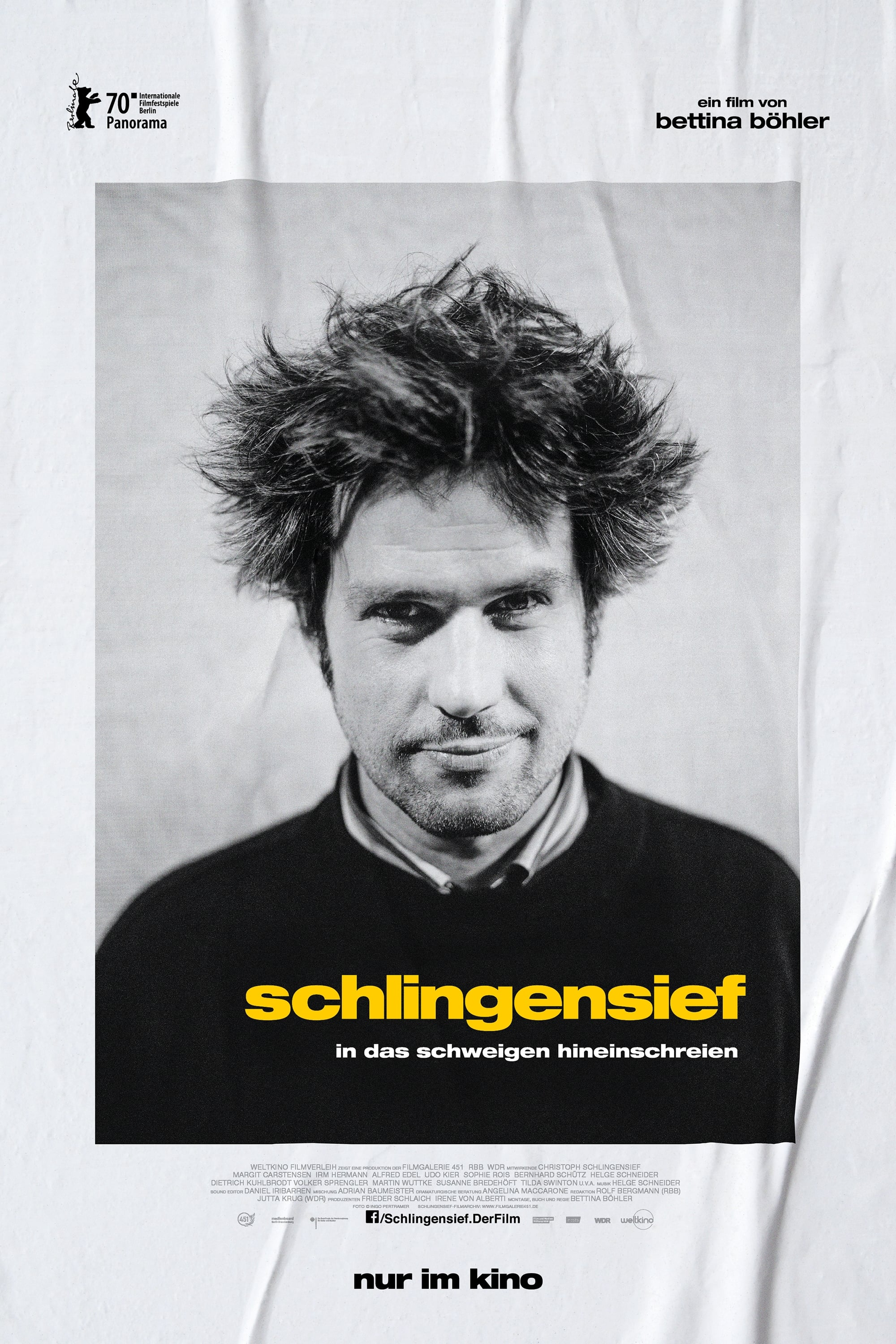 Schlingensief – A Voice That Shook the Silence