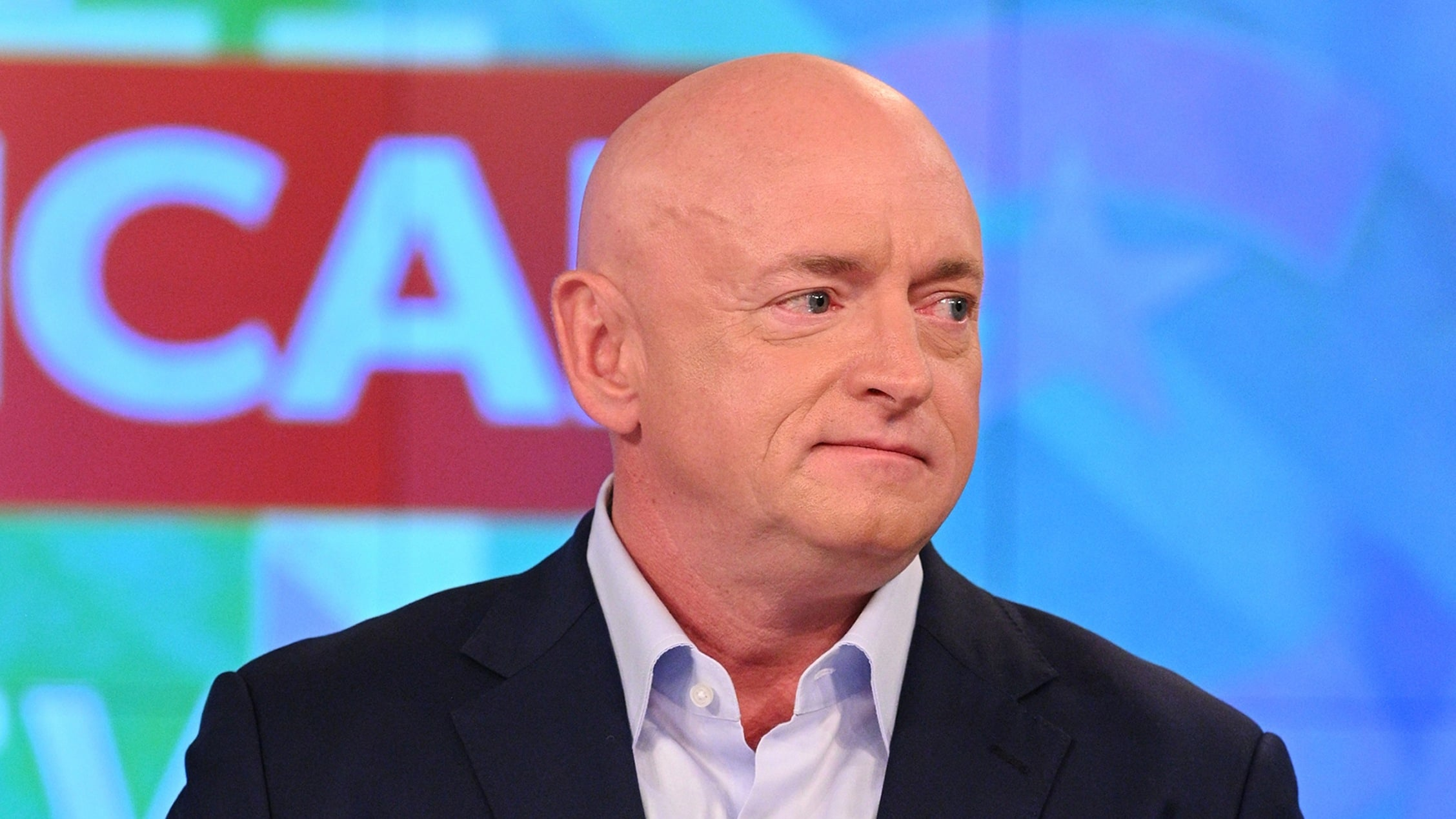 The View Season 23 :Episode 17  Mark Kelly