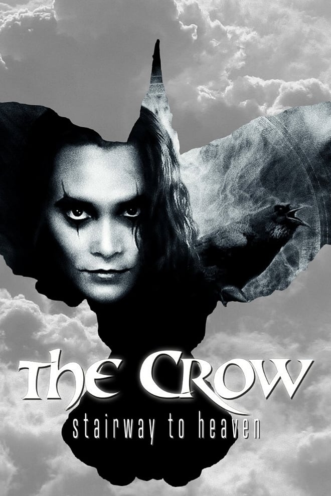 The Crow: Stairway to Heaven TV Shows About Supernatural Power