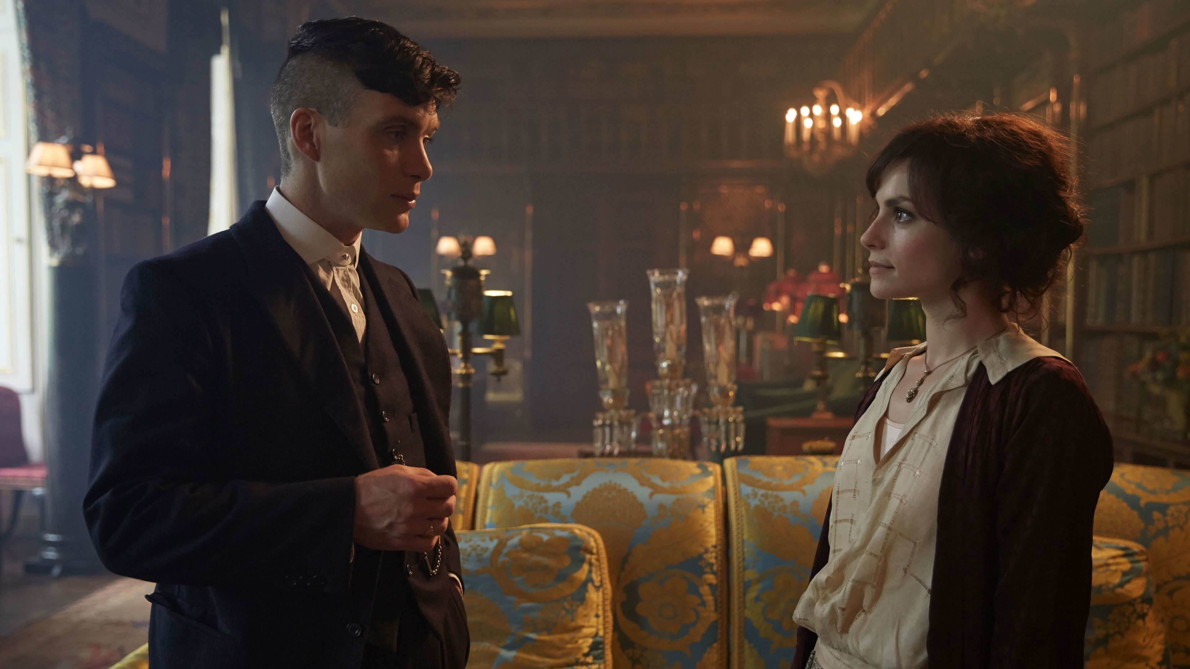 Watch Peaky Blinders - Season 3 Episode 1 English subbed ...