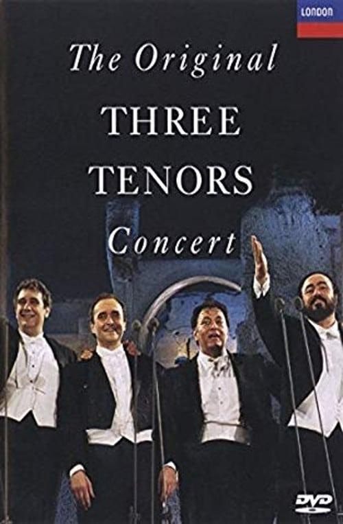 The Original Three Tenors Concert (1970)