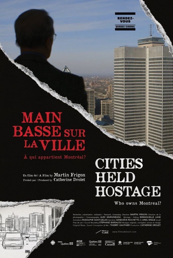 Ver Cities Held Hostage: Main basse sur la ville Online HD Español ()