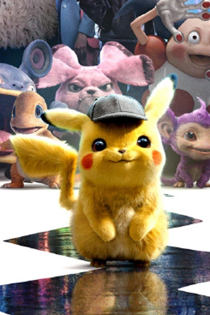 Watch Detective Pikachu Online