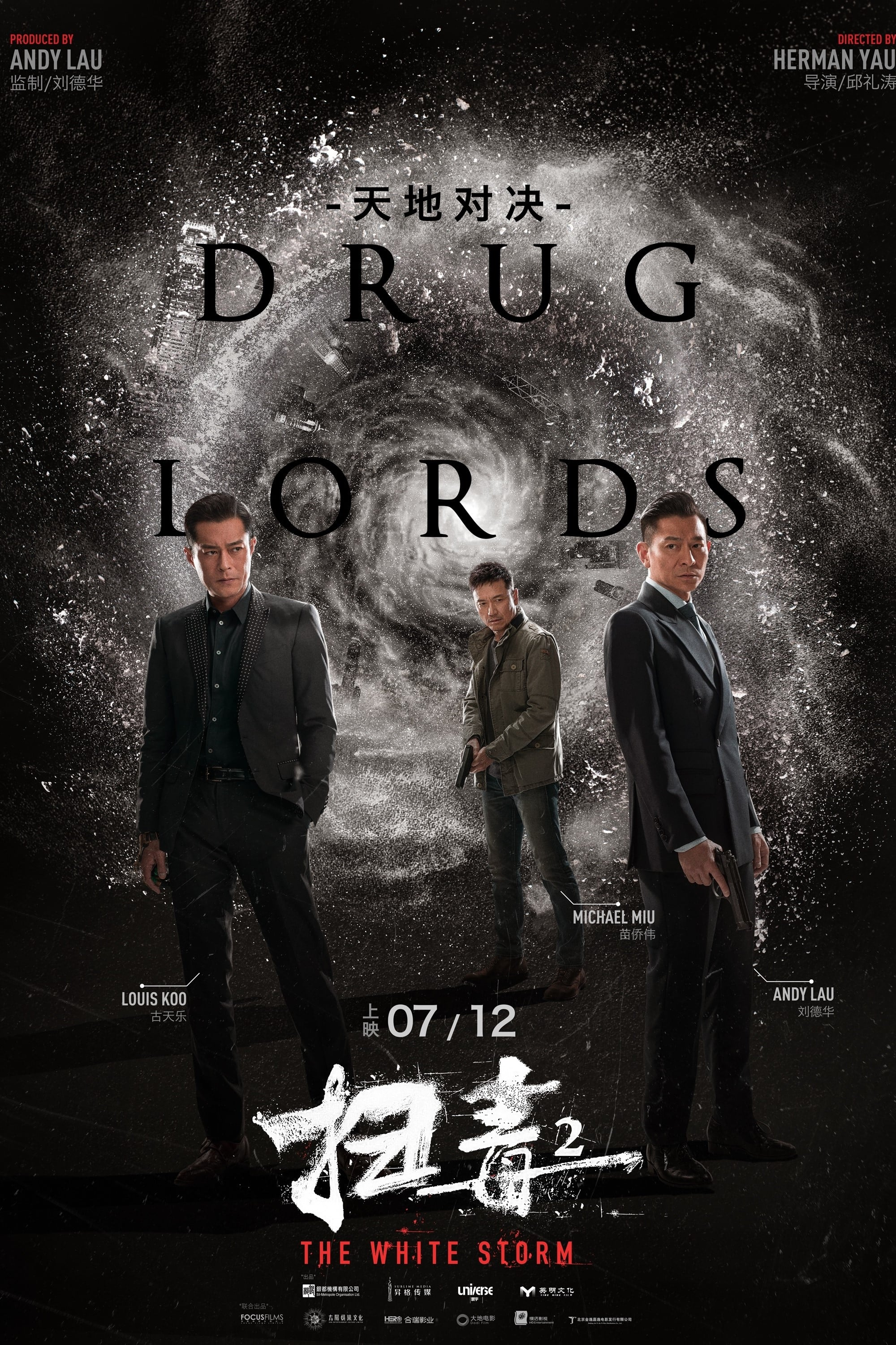 watch The White Storm 2: Drug Lords 2019 online free