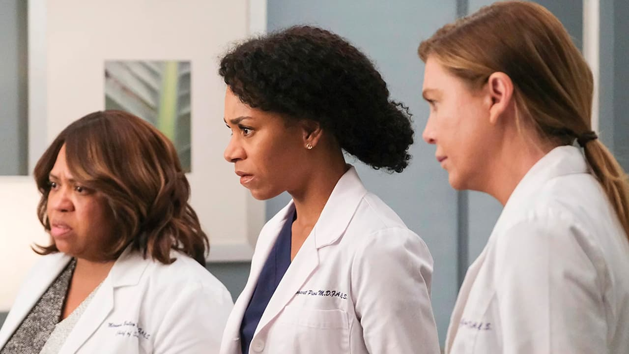 Grey's Anatomy Season 17 :Episode 10  Breathe