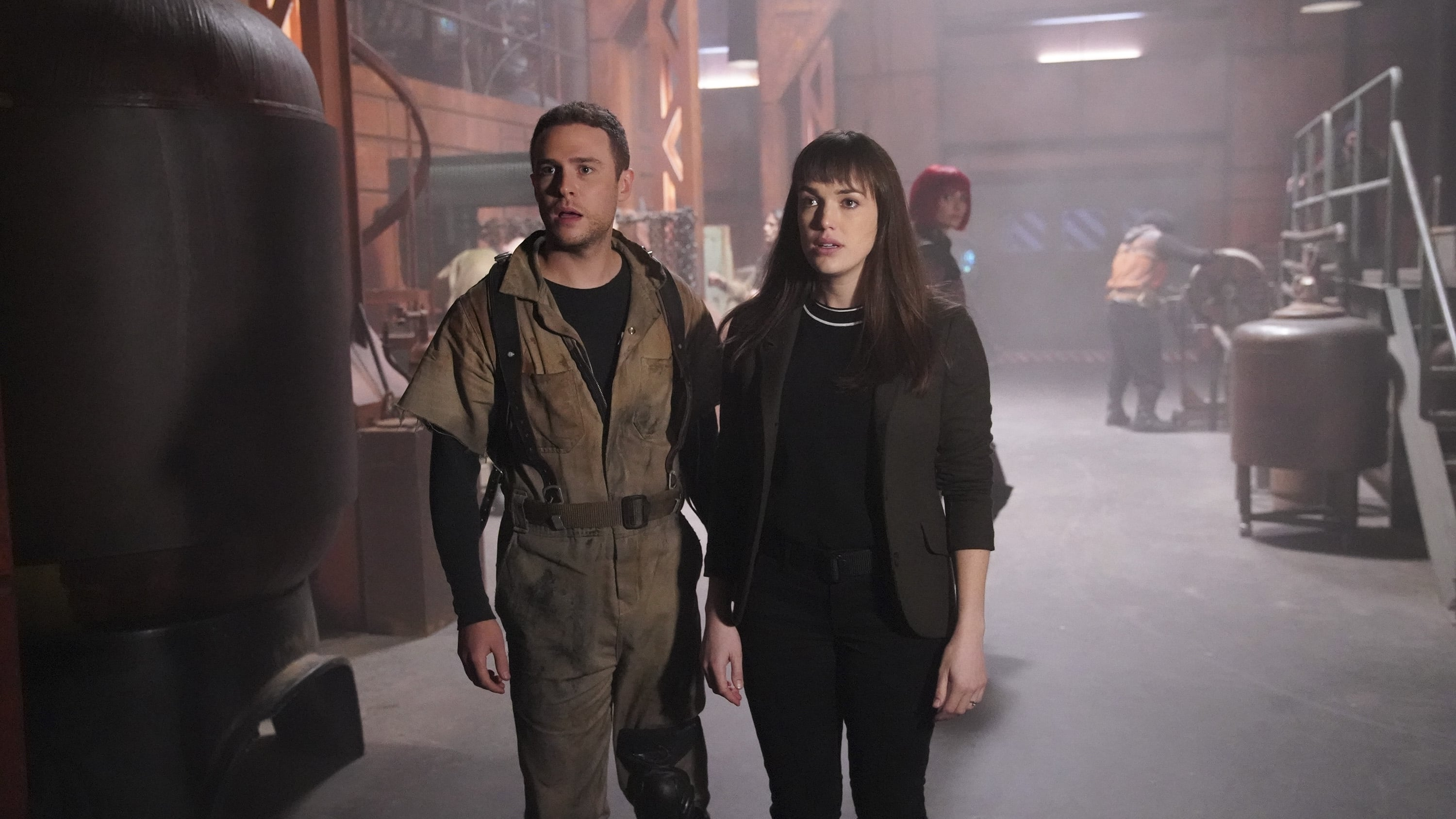 Marvel's Agents of S.H.I.E.L.D. Season 6 :Episode 8  Collision Course, Part One