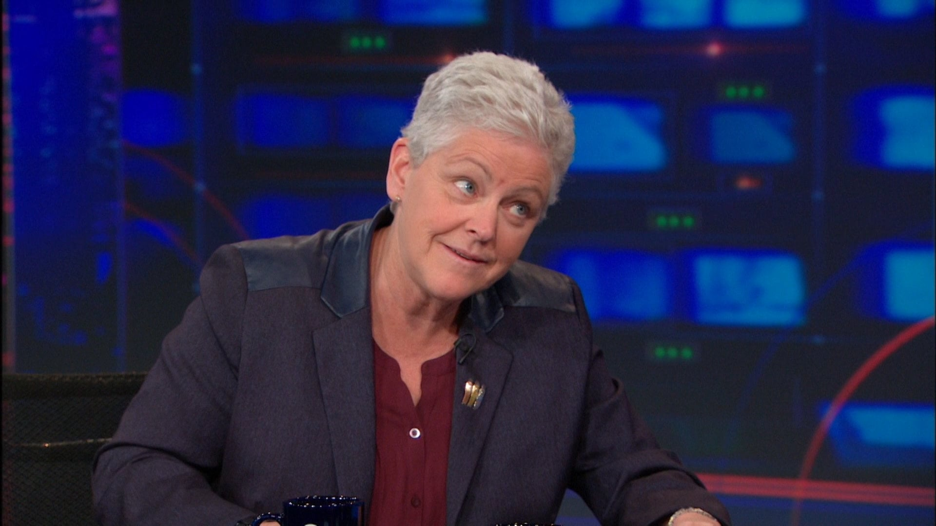 The Daily Show with Trevor Noah Season 19 :Episode 91  Gina McCarthy