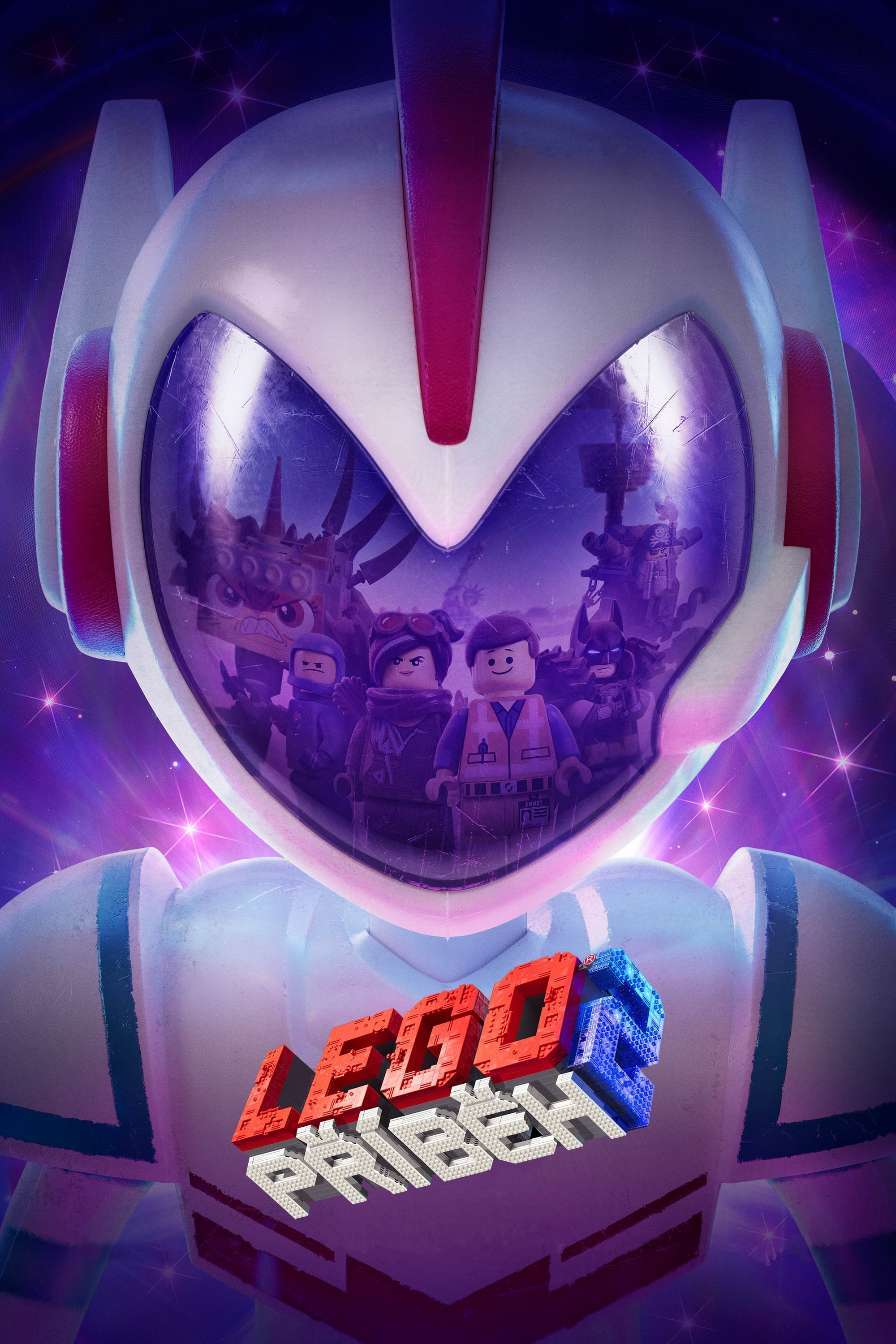 Poster and image movie The Lego Movie 2: The Second Part