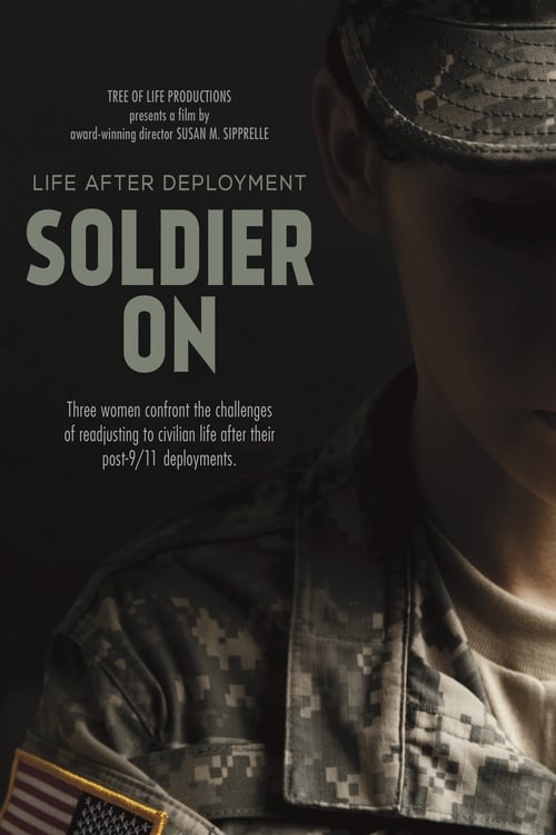 Ver Soldier On: Life After Deployment Online HD Español ()