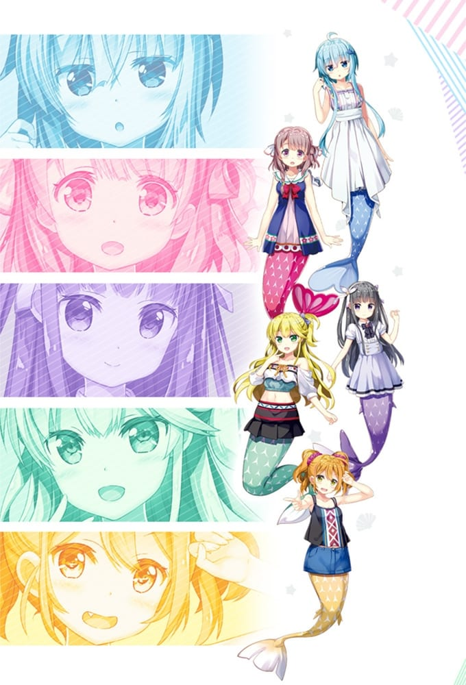Bermuda Triangle: Colorful Pastrale Episodios Completos Descarga Sub Español