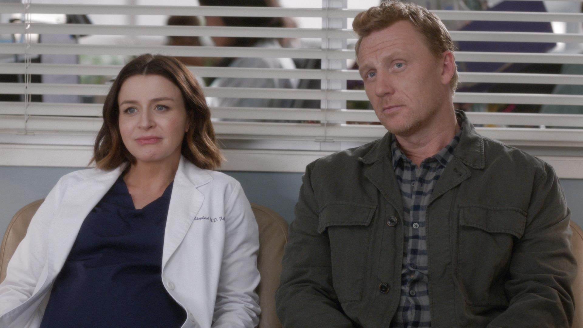 Grey's Anatomy - Season 16 Episode 13 : Save the Last Dance for Me
